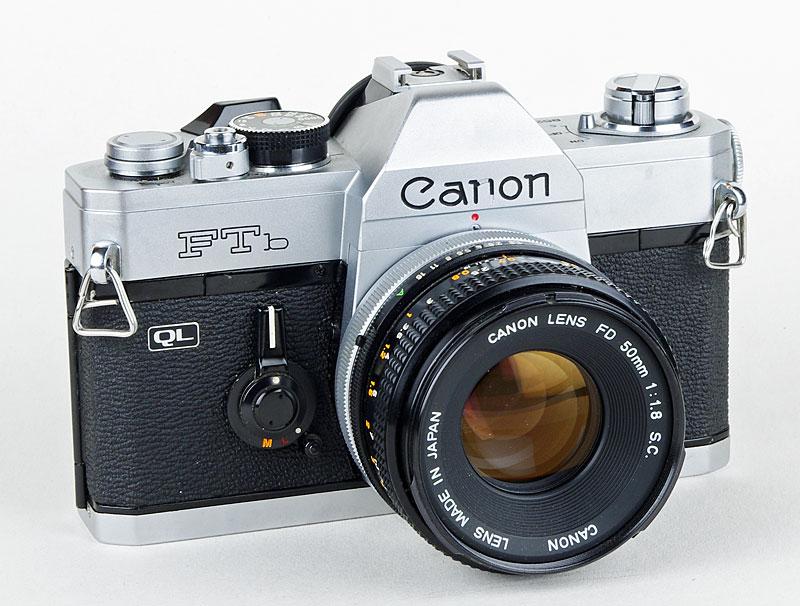 Page du Canon FTb QL
